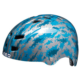 KED Control K-Star Helmet Kids Lightblue